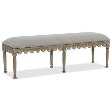 Bedroom Boheme Madera Bed Bench