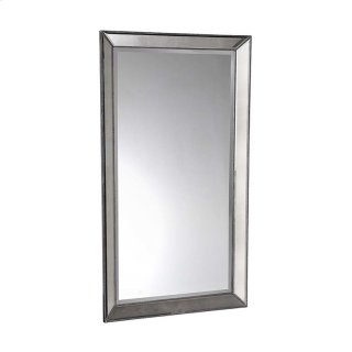 Extra Large Beaded Wall Mirror