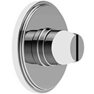 Chrome Plate Bathroom coin release, concealed fix