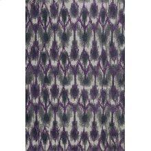 "Allure 4058 Grey/purple Horizon 2'3"" X 7'6"" Runner"
