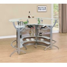 3pc Bar Unit Set