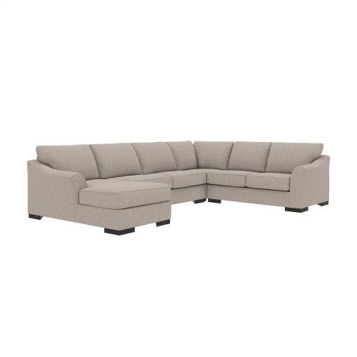 Bantry Nuvella® - Slate 2 Piece Sectional
