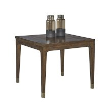 Jaden Dining Table - Brown
