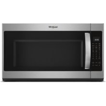 2.1 cu. ft. Over-the-Range Microwave with Steam cooking