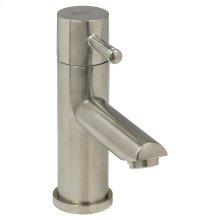Serin 1-Handle Monoblock Bathroom Faucet - Brushed Nickel