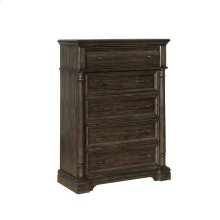 Chandler Traditional Heirloom Brown Chest