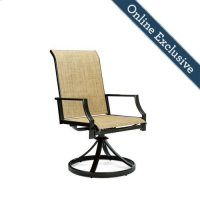 Addyson Sling Swivel Dining Chair 2 Pack Product Image