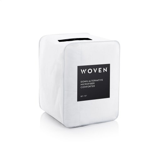 Down Alternative Microfiber Comforter Twin