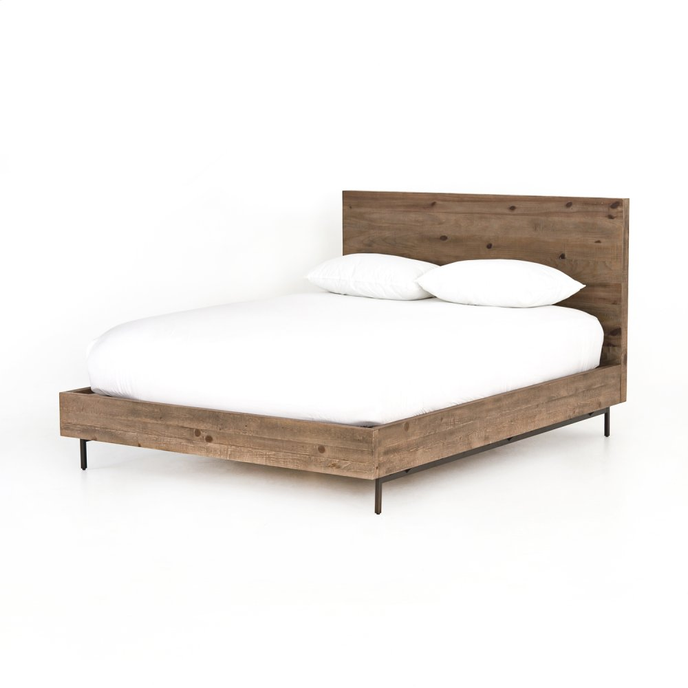Queen Size Harlan Bed