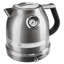 1.5 L Pro Line® Series Electric Kettle Medallion Silver