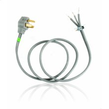 6' 3-Wire 30 amp Dryer Power Cord - Other
