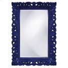 Barcelona Mirror - Glossy Navy Product Image