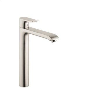 Brushed Nickel Single-Hole Faucet 260 with Pop-Up Drain, 1.2 GPM