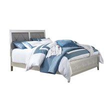 King Olivet UPH Panel Bed