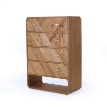 Caspian 4 Drawer Dresser
