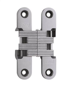 Model 212SS Stainless Steel Invisible Hinge Bright Stainless Steel Product Image