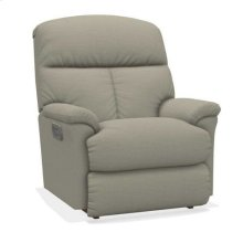 Reed Power Rocking Recliner w/ Head Rest and Lumbar