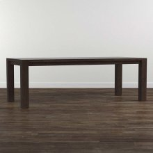 "Bench*Made Oak 126"" Rectangular Dining Table"