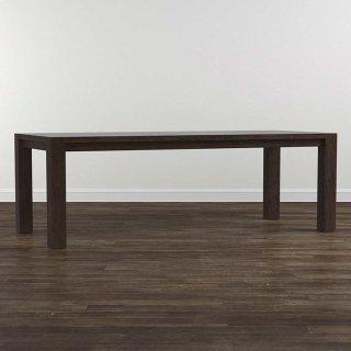 "Bench*Made Oak 126"" Rectangular Dining Table"