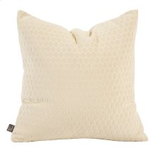 """20"""" x 20"""" Pillow Deco Sand"""