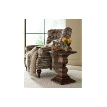 Refined Rustic by Rachael Ray Round Chairside Table