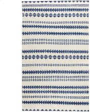 Viking Stripe Alabaster Lapis Hand Knotted Rugs