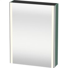 Mirror Cabinet, Jade High Gloss (lacquer)