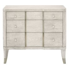Domaine Blanc Bachelor's Chest in Dove White (374)