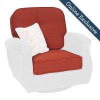 Breckenridge Patio Swivel Rocker Replacement Cushion Set Product Image