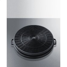 Activated Charcoal Filters To Convert Select Range Hoods To Recirculating Mode