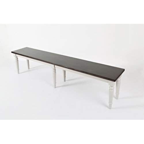 "Orchard Park 76"" Bench"
