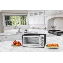 Custom Classic Toaster Oven Broiler