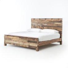 Queen Size Tioga Platform Bed