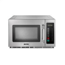 1.2 Cu. Ft. 1100W Push Button Commercial Microwave