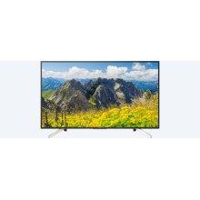 X750F  LED  4K Ultra HD  High Dynamic Range (HDR) Smart TV (Android TV)