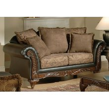San Marino / Sila Raison Loveseat