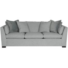 "Serenity Sofa (42-1/2"" D) in Mocha (751)"