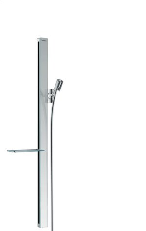 """Chrome Wallbar Raindance E, 36"""" Product Image"""