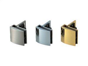Overlay Glass Door Hinge (w/catch) Product Image