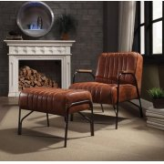 COCOA 2PC PK CHAIR & OTTOMAN Product Image