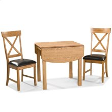 Family Dining Drop Leaf Table