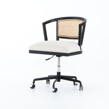 Alexa Desk Chair-savile Flax