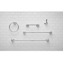 Delancey Towel Ring  American Standard - Polished Chrome