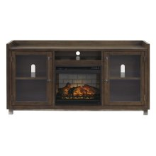 Starmore - Brown/Gunmetal 2 Piece Entertainment Set