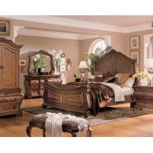 Wystfield - White/Brown 5 Piece Bedroom Set