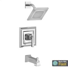 Town Square S Bathtub and Shower Trim with Pressure Balance Cartridge  American Standard - Polished Chrome