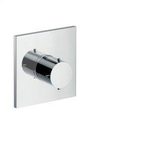 Brushed Gold Optic Shut-off valve for concealed installation