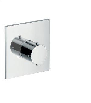 Brushed Gold Optic Shut-off valve for concealed installation Product Image