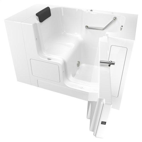 Premium Series 32x52-inch Walk-In Soaking Tub with Outswing Door  American Standard - White