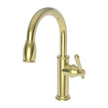 Forever Brass - PVD Prep/Bar Pull Down Faucet